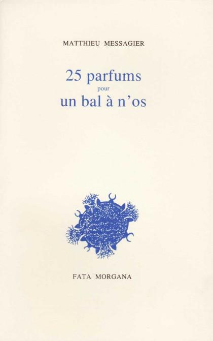 25 parfums pour un bal à n'os