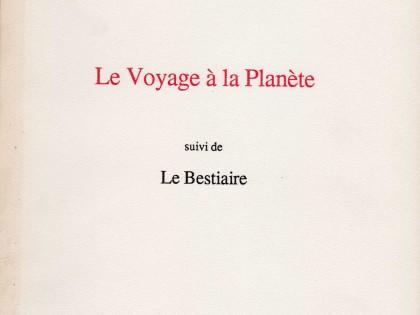 Le Voyage à la planète