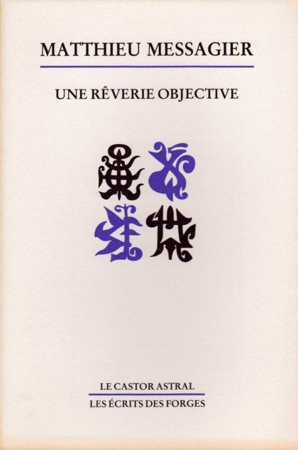 Une Rêverie objective