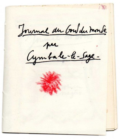 Journal du bord du monde par Cymbale-le-Sage